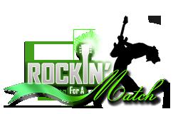 Rockin' for a Match Logo